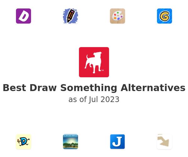 Best Draw Something Alternatives
