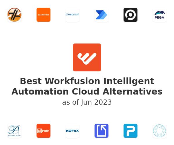 Best Workfusion Intelligent Automation Cloud Alternatives