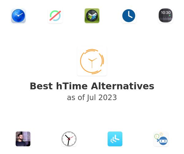 Best hTime Alternatives