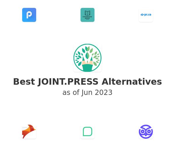 Best JOINT.PRESS Alternatives