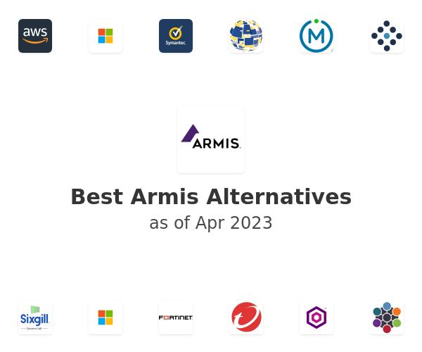 Best Armis Alternatives