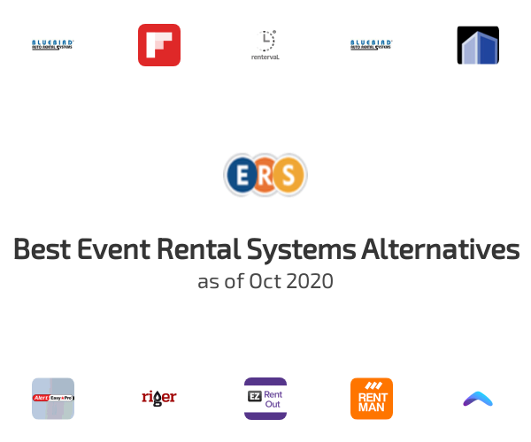 Best Event Rental Systems Alternatives