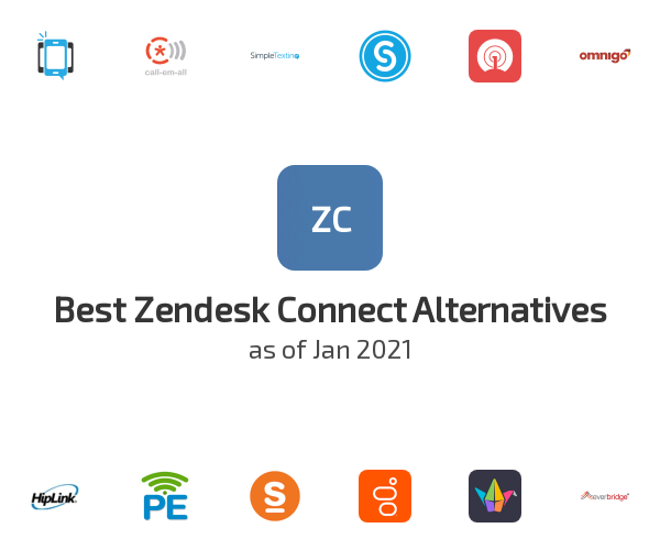 Best Zendesk Connect Alternatives