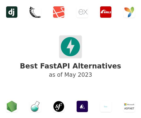 Best FastAPI Alternatives