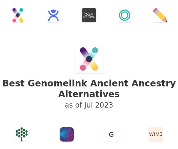 Best Genomelink Ancient Ancestry Alternatives