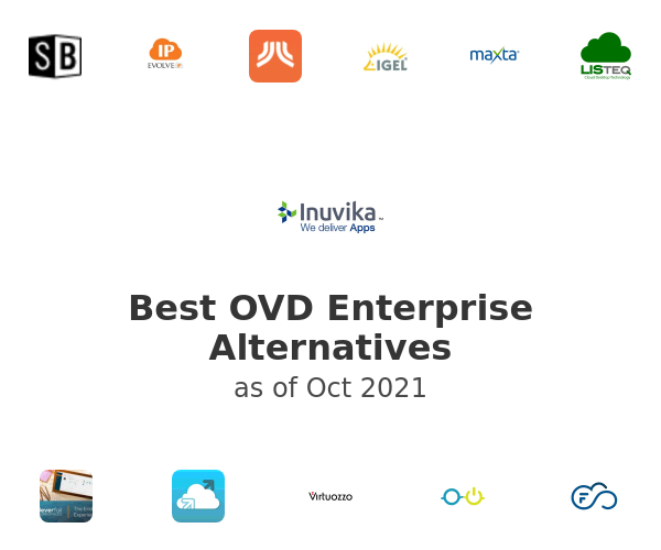 Best OVD Enterprise Alternatives
