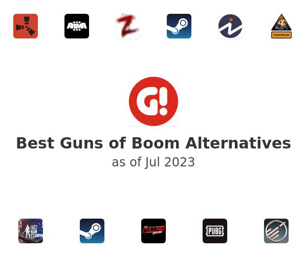 Best Guns of Boom Alternatives