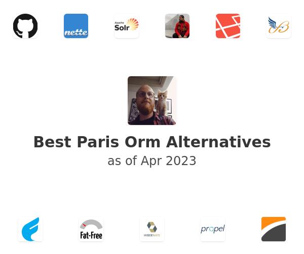 Best Paris Orm Alternatives