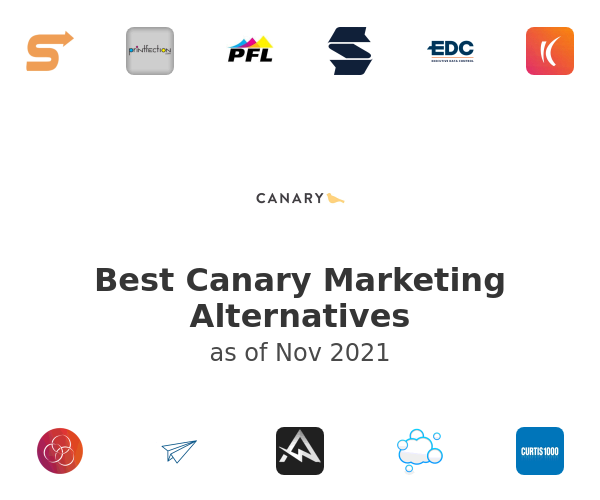 Best Canary Marketing Alternatives