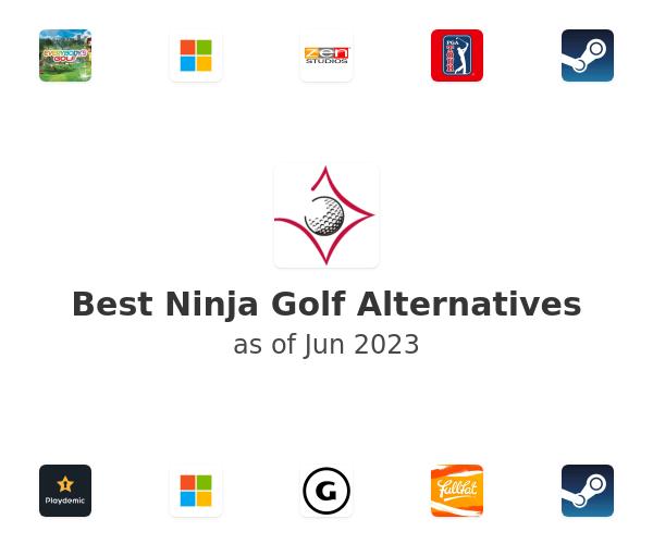 Best Ninja Golf Alternatives