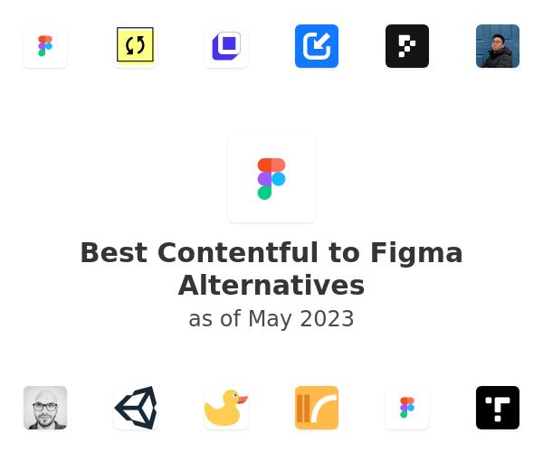 Best Contentful to Figma Alternatives