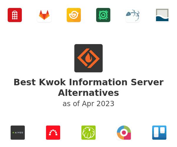 Best Kwok Information Server Alternatives