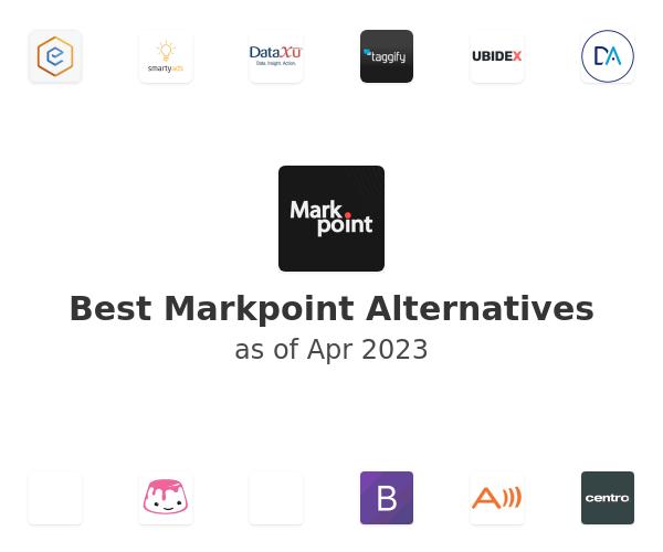Best Markpoint Alternatives