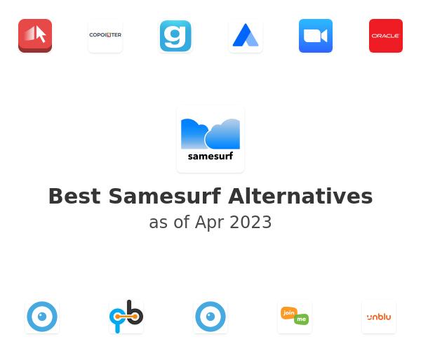 Best Samesurf Alternatives