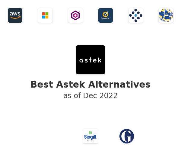 Best Astek Alternatives