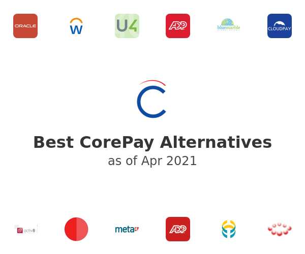 Best CorePay Alternatives