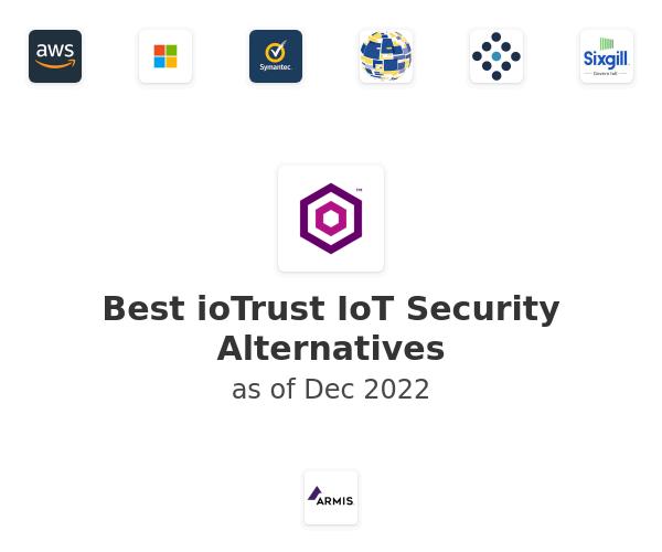 Best ioTrust IoT Security Alternatives