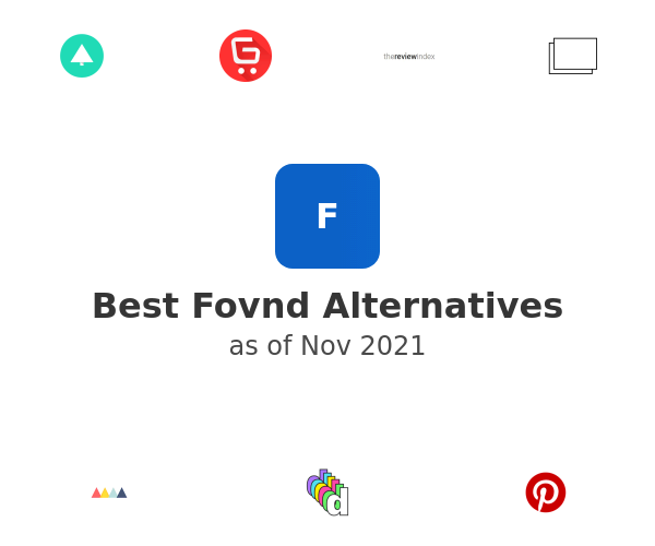 Best Fovnd Alternatives