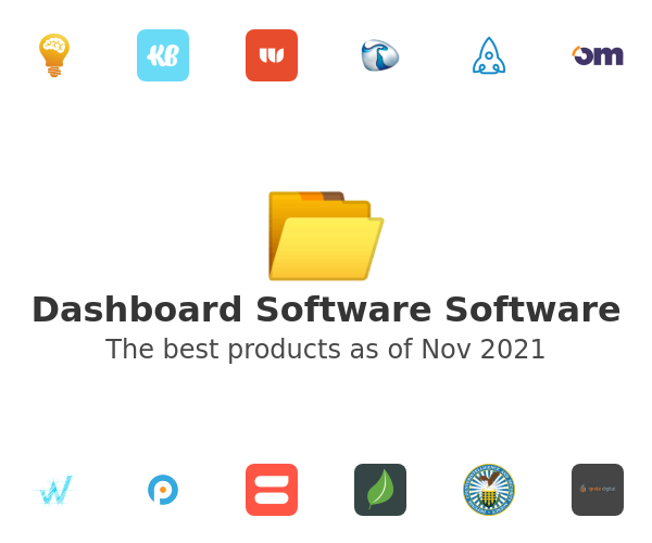 Dashboard Software Software
