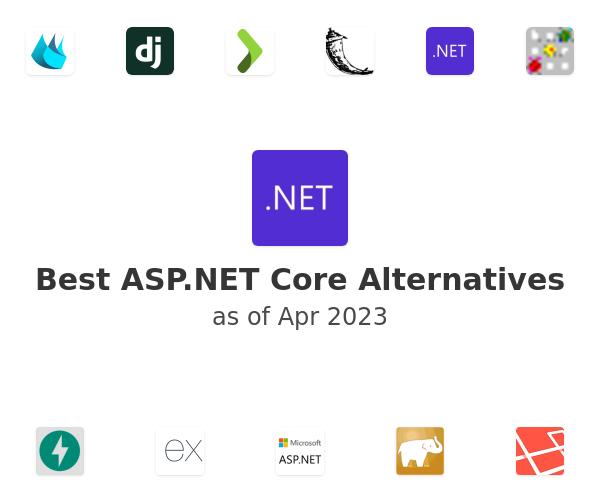 Best ASP.NET Core Alternatives