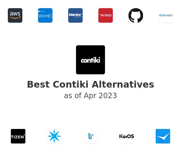 Best Contiki Alternatives