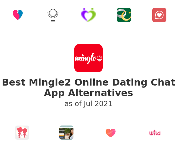 Best Mingle2 Online Dating Chat App Alternatives