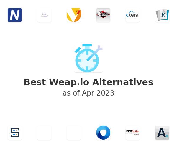 Best Weap.io Alternatives