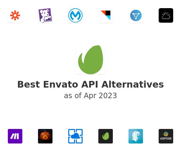 Best Envato API Alternatives