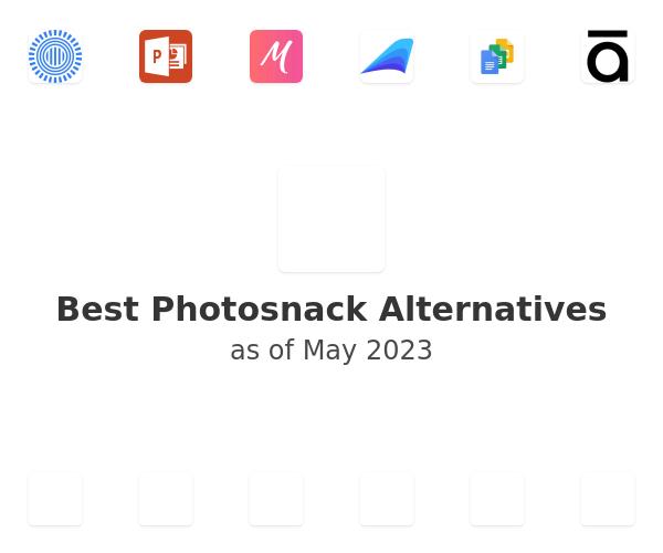 Best Photosnack Alternatives