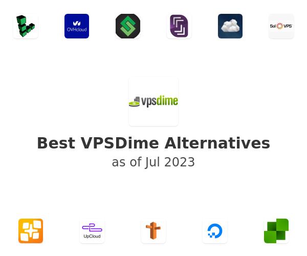 Best VPSDime Alternatives