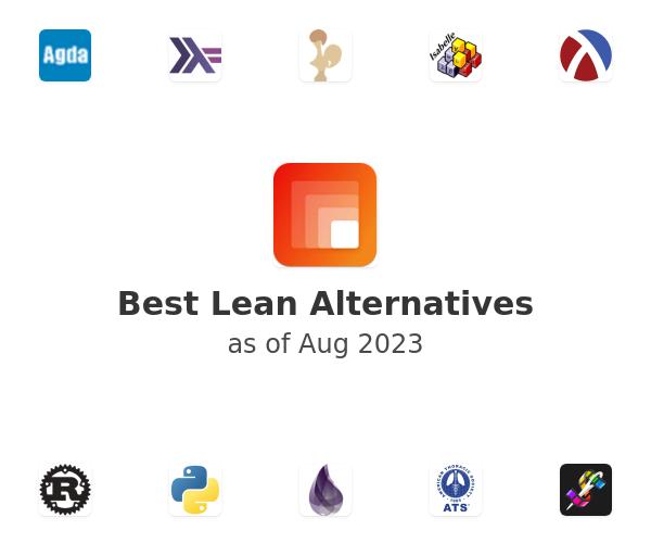 Best Lean Alternatives