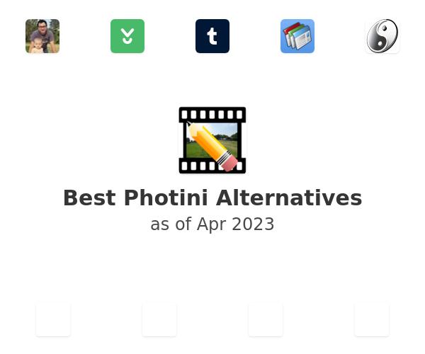 Best Photini Alternatives