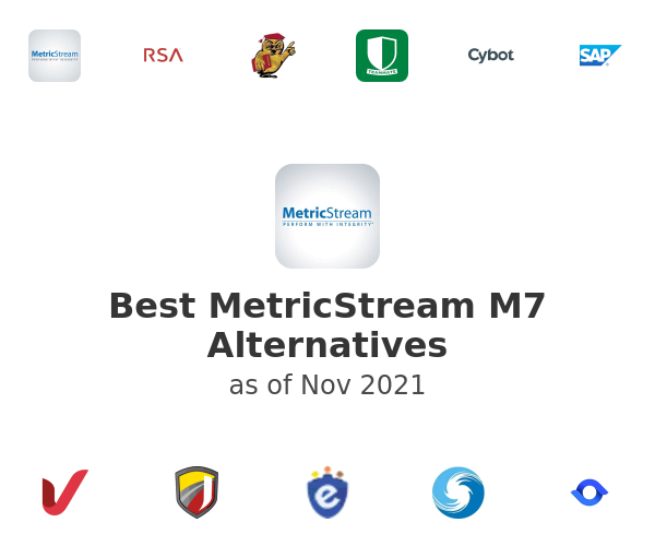 Best MetricStream M7 Alternatives