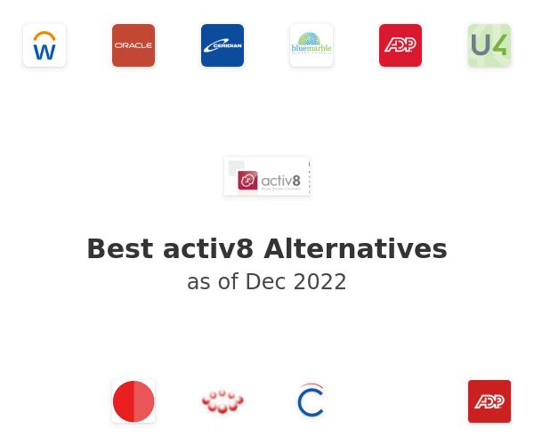 Best activ8 Alternatives