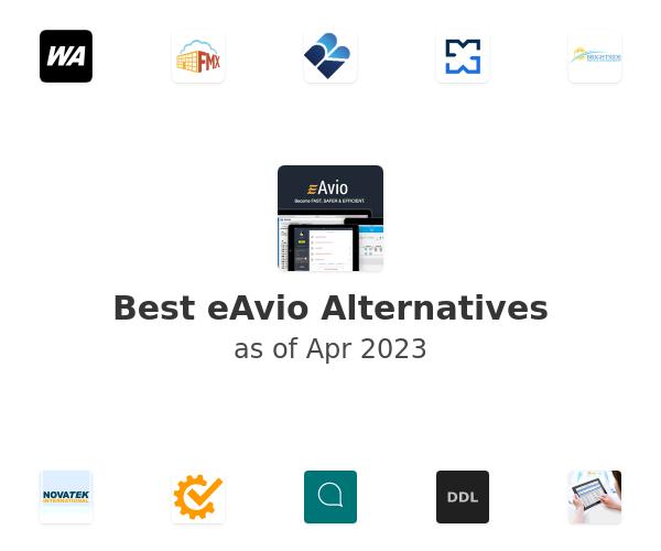 Best eAvio Alternatives