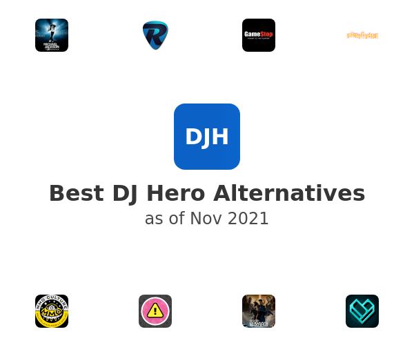Best DJ Hero Alternatives