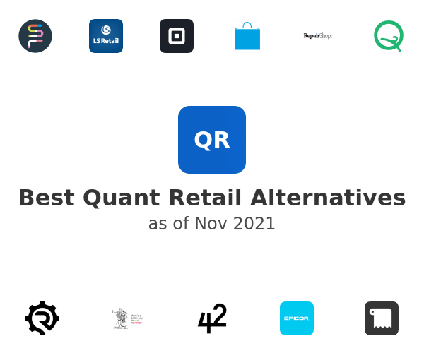 Best Quant Retail Alternatives