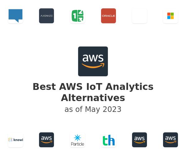 Best AWS IoT Analytics Alternatives