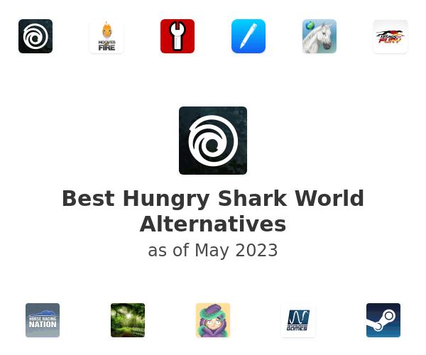 Best Hungry Shark World Alternatives