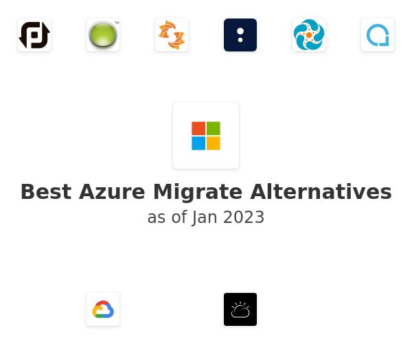 Best Azure Migrate Alternatives