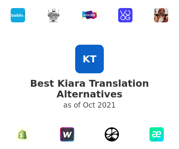 Best Kiara Translation Alternatives