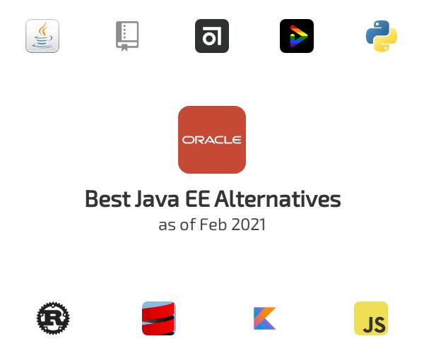 Best Java EE Alternatives