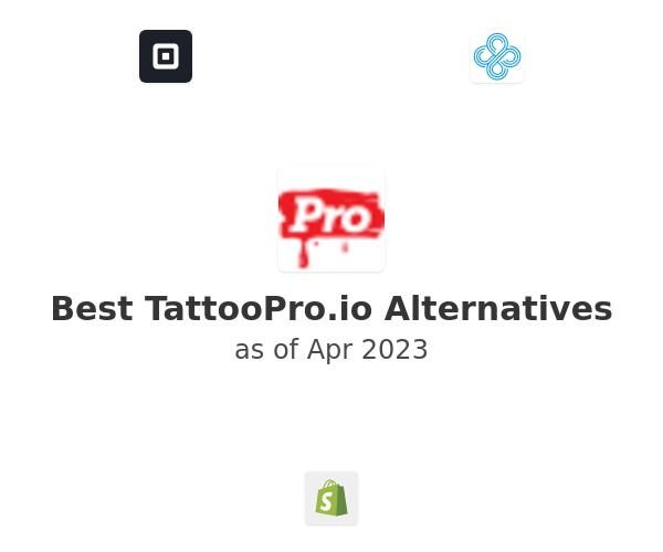 Best TattooPro.io Alternatives