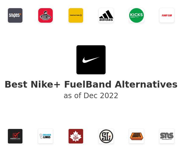 Best Nike+ FuelBand Alternatives