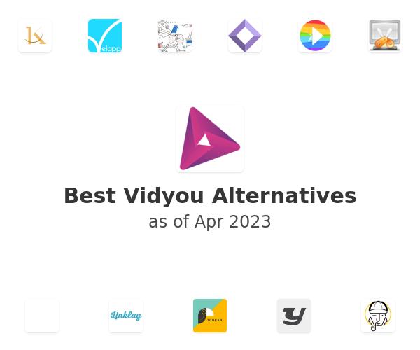Best Vidyou Alternatives