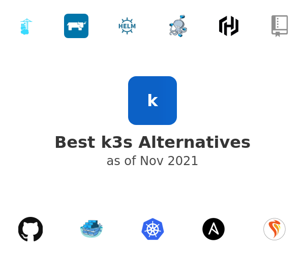 Best k3s Alternatives