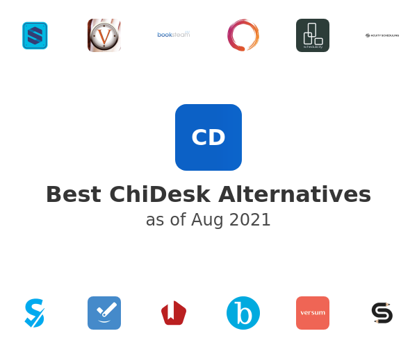 Best ChiDesk Alternatives