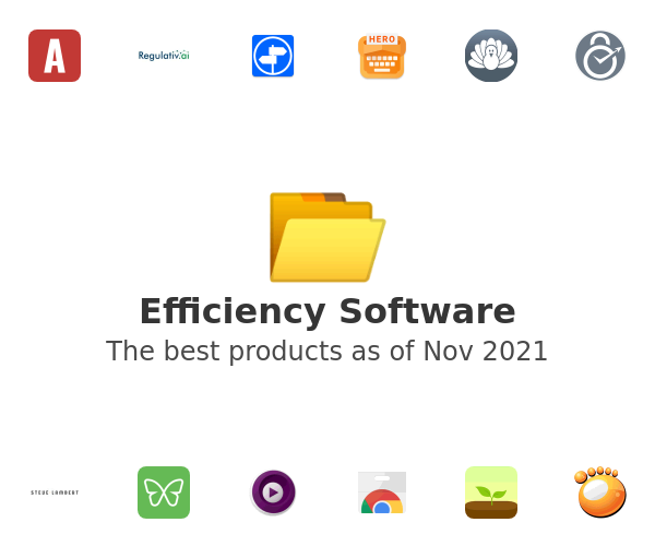 Efficiency Software