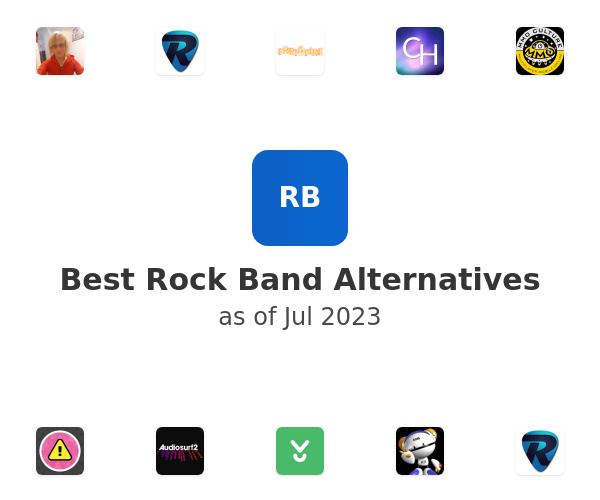 Best Rock Band Alternatives