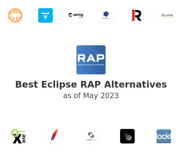 Best Eclipse RAP Alternatives
